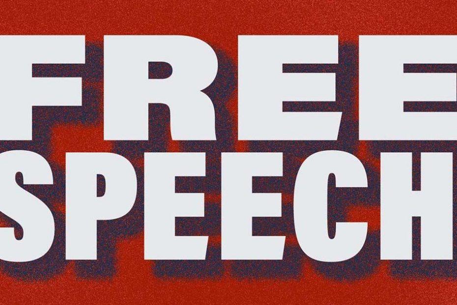 free speech - alternative curriculum